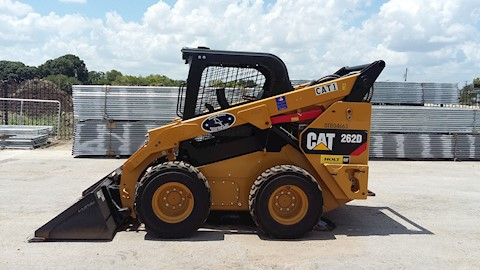 Caterpillar 262D - Caterpillar Skid Steers