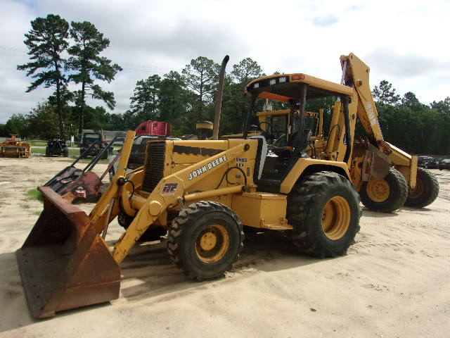 DEERE 310D - DEERE Loader Backhoes