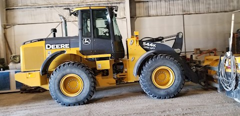 2014 DEERE 544K HL - DEERE Loaders