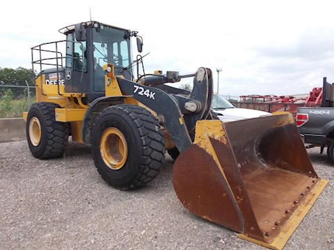 DEERE 724k - DEERE Loaders