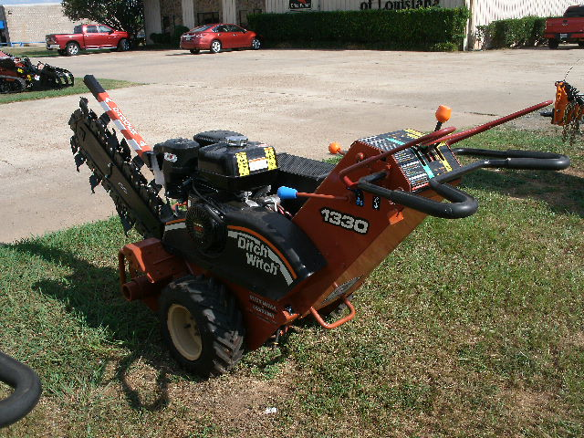 Ditch Witch 1330 - Ditch Witch Other Construction Equipment