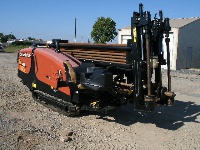 2016 Ditch Witch JT20 Directional Boring Rig - Ditch Witch Other Construction Equipment