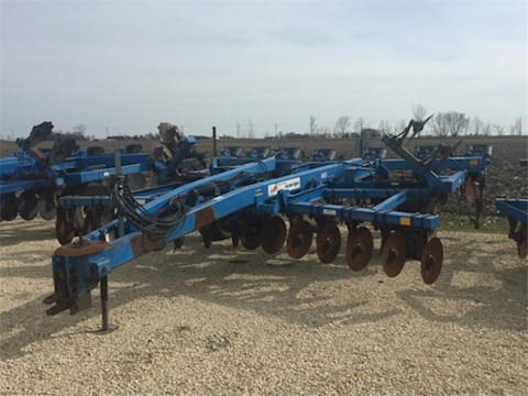 DMI 730 - DMI Disc, Tine & Tillage