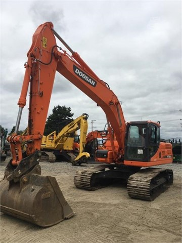 Doosan Excavators at Machinery Marketplace