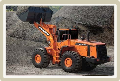 Doosan DL500 - Doosan Loaders