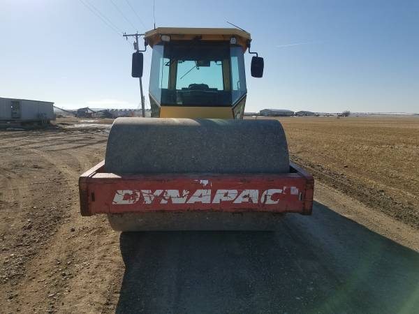 Dynapac Compactors at Machinery Marketplace