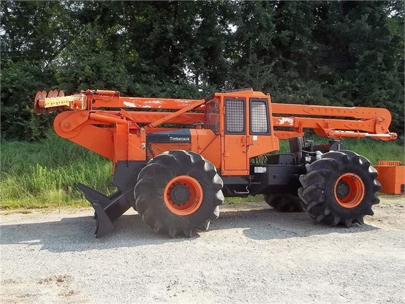 1993 TimberJack 380B - TimberJack Other Construction Equipment