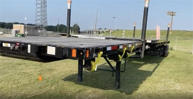 Fontaine Excalibur extendable to 80ft - Fontaine Trailers