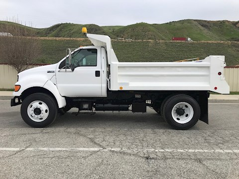 Ford Dump Trucks at Machinery Marketplace