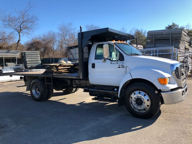 Ford F - 650 - Ford Multi-Purpose Truck
