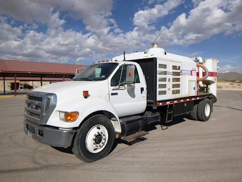 Ford F750 Vacuum Truck 2726 - Ford Other Trucks & Trailers