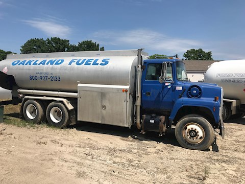 Ford Diesel - Ford Tankers