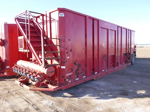2005 Frontier 320BBL Frac Tank 2747 - Frontier Trailers