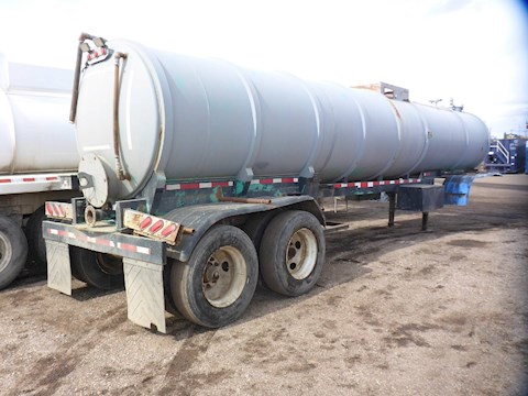 1969 GORB 130 Barrel Vacuum Trailer 2763 - GORB Other Trucks & Trailers