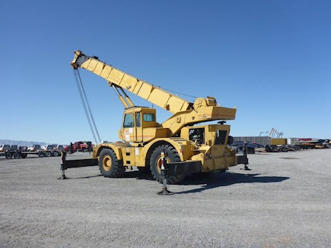 1979 Grove RT65S 65 Ton Rough Terrain Crane 4x4 (2632) - Grove Cranes