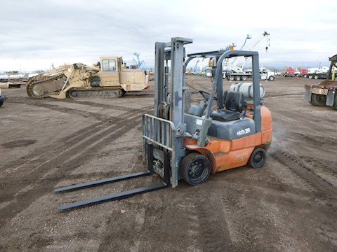 HELI Forklifts at Machinery Marketplace