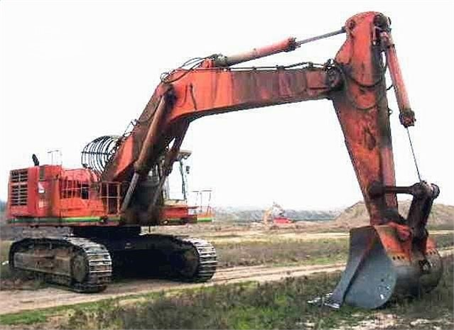 Hitachi EX 1100-3 - Hitachi Excavators