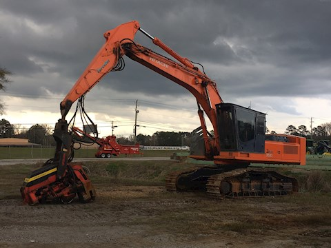 2003 Hitachi ZX350LL - Hitachi Excavators