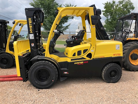 2020 Hyster H100FT - Hyster Forklifts
