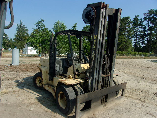Hyster H155XL - Hyster Forklifts