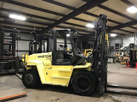 2006 Hyster H210HD - Hyster Forklifts