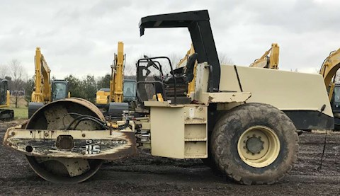 1998 Ingersoll-Rand SD115 - Ingersoll-Rand Compactors