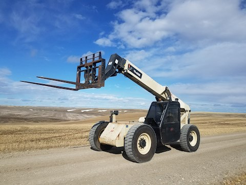 2006 Ingersoll-Rand VR-843C - Ingersoll-Rand Forklifts