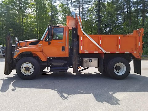 2008 International 7400 - International Dump Trucks