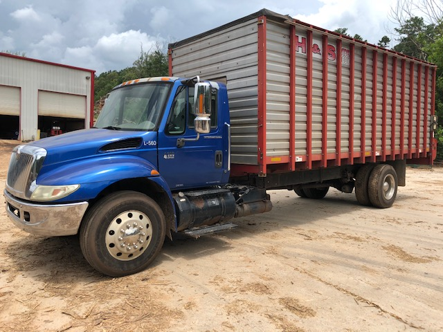 2005 International DT466 - International Dump Trucks