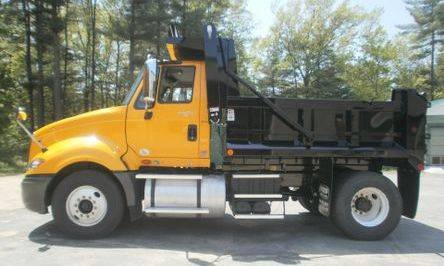 International Prostar + - International Dump Trucks