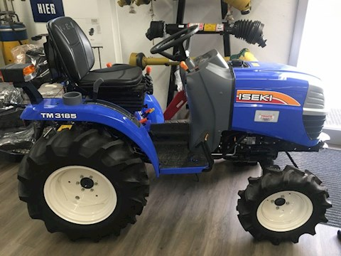 International Iseki TM 3185 A - International Tractors