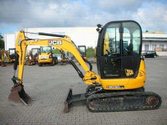 JCB JCB 8030 ZTS mini excavator for sale - JCB Excavators