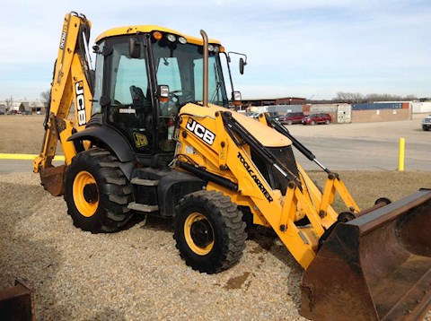 2010 JCB 3CX 14 - JCB Loader Backhoes