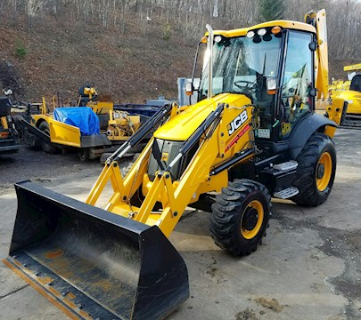 2012 JCB 3CX14 - JCB Loader Backhoes