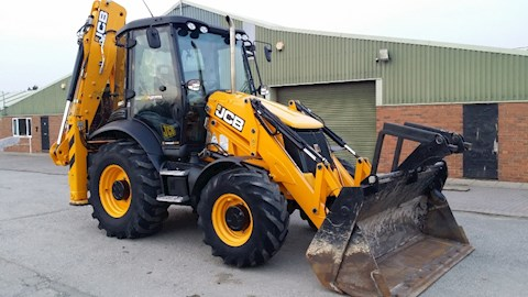 JCB JCB 3CX CONTRACTOR PRO - JCB Loader Backhoes