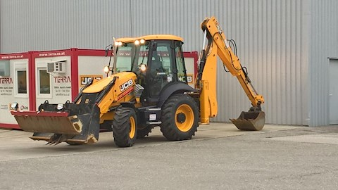 JCB JCB 3CX ECO Easy Control - JCB Loader Backhoes