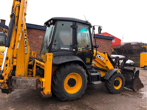 JCB JCB 3CX Sitemaster 4 Turbo - JCB Loader Backhoes
