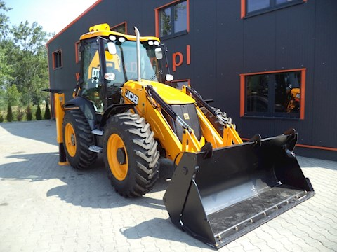 JCB JCB 4CX 14H4WM BACKHOE LOADER - JCB Loader Backhoes