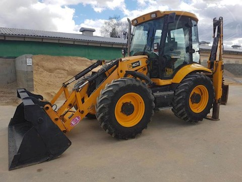 JCB JCB 4cx 4cx - JCB Loader Backhoes