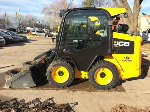2014 JCB 205 - JCB Loaders