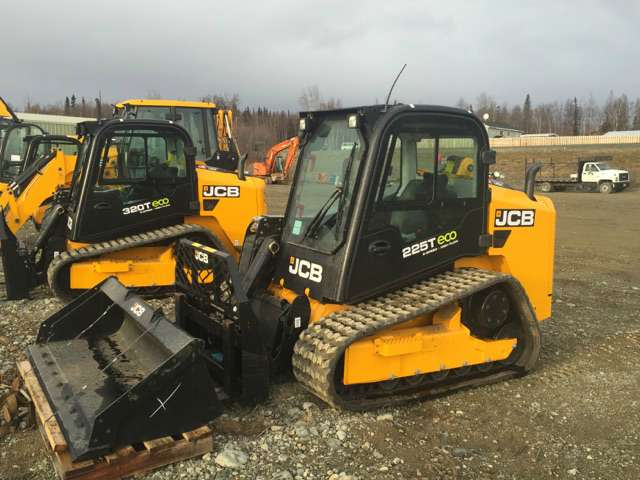 JCB 225T - JCB Loaders