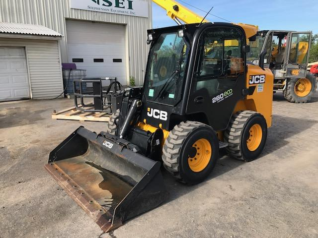 2016 JCB 260 - JCB Loaders