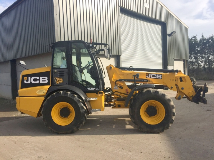 JCB JCB 310S - JCB Loaders