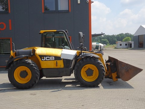 JCB JCB 526-65 4x4 TELESCOPIC HANDLER - JCB Loaders