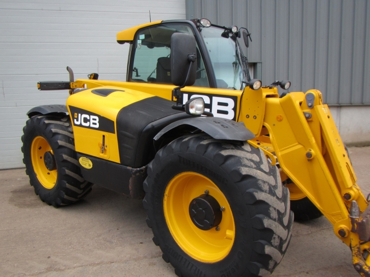 JCB JCB 536-60 Agri SuperJCB 536-60 Agri Super - JCB Loaders