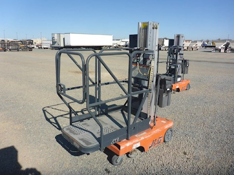 2007 JLG 12SP Electric Personnel Vertical Man-lift (2642) - JLG Aerial Work Platforms