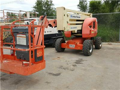 2007 JLG 450AJ Series II - JLG Boom Lifts