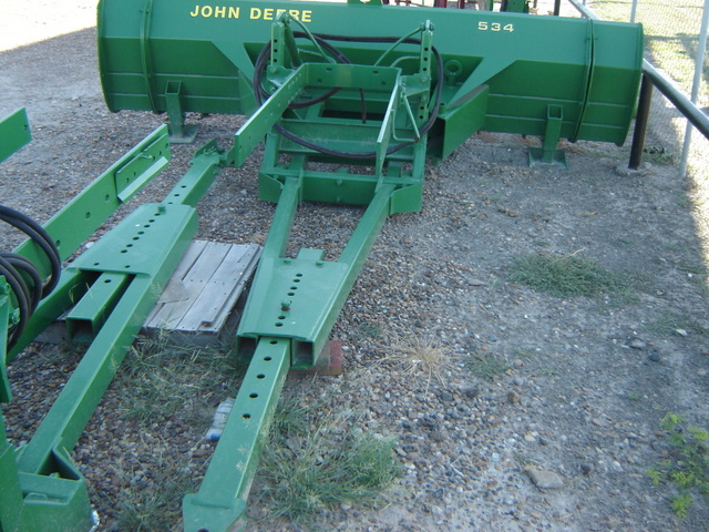 John Deere 534 - John Deere Attachments