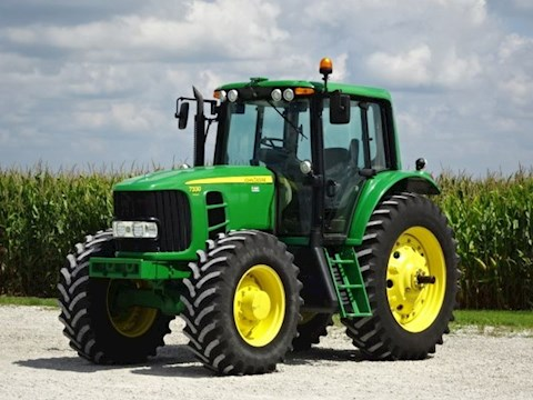 John Deere Tractors at Machinery Marketplace