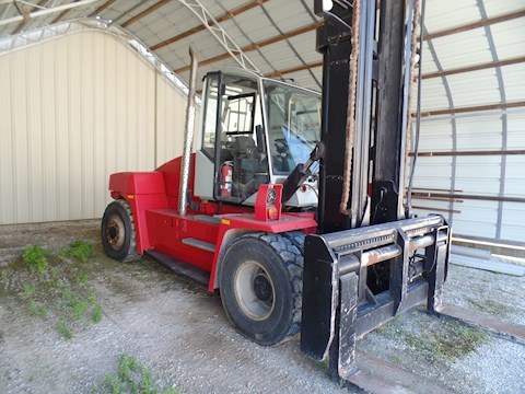 Kalmar Forklifts at Machinery Marketplace